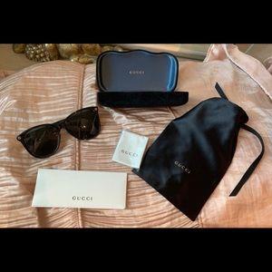 Gucci 57mm GG0022S Square Sunglasses top seller
